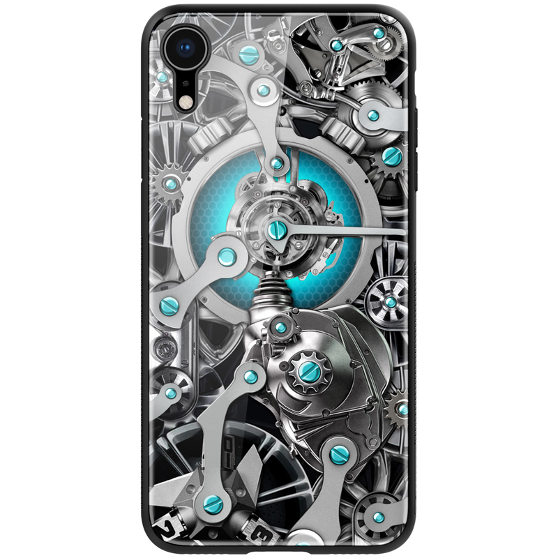 Чехлы Чехол Nillkin Spacetime case для Apple iPhone Xr 1.jpg