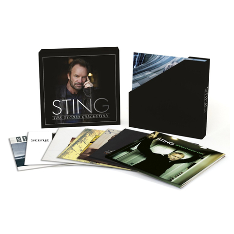 Sting / The Studio Collection (11LP)