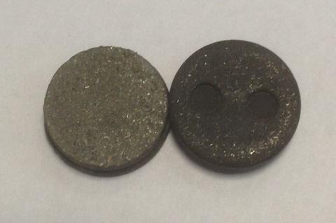 Тормозные колодки к дисковому тормозу Break Air
