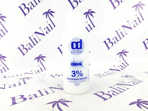 CONSTANT DELIGHT Эмульсионный окислитель 3%, 100 мл