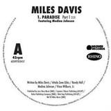 Miles Davis / Paradise (7' Vinyl Single)