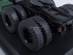 YaAZ-210D road tractor green Start Scale Models (SSM) 1:43