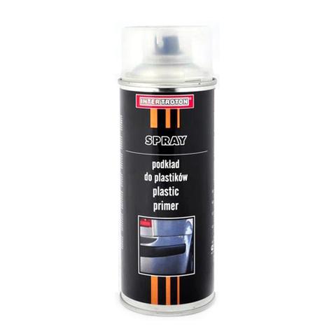 Plastic Primer Acrylic Spray 1K Грунт для Пластиков Бесцветный Аэрозоль, 400 мл Troton