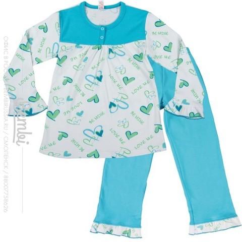 ПЖ32 Пижама для девочки