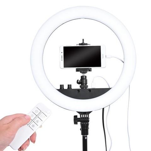 Кольцевая лампа на штативе LED RING 240 (35 см)