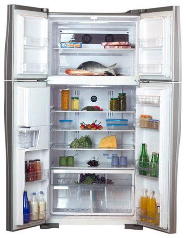 Холодильник side-by-side Hitachi R-W 722 PU1 INX