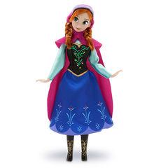 Кукла Анна Холодное сердце классическая 30 см