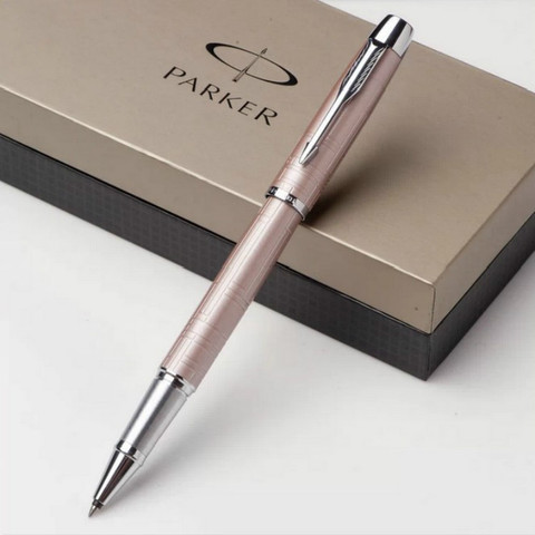 S0949770 Parker IM Metallic Pink CT Ручка-роллер