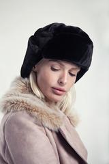 Русская шапка-ушанка