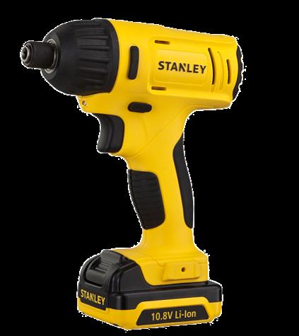 Аккумуляторный ударный шуруповерт Stanley SCI12S2