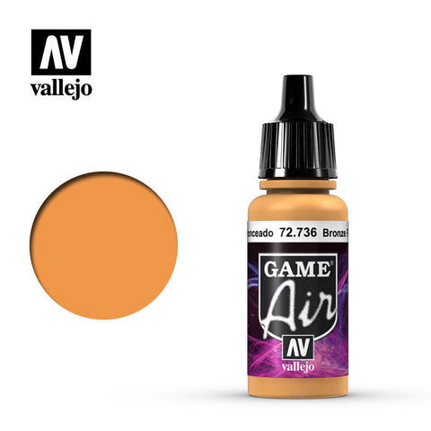 Game Air Bronze Fleshtone 17 ml.