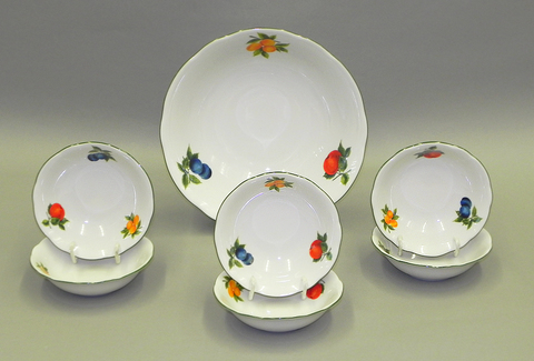 Набор салатников 7 предметов Мэри-Энн Leander