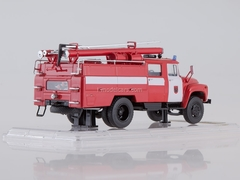 ZIL-130 AC-40 Tartu limited edition 360 pcs. 1:43 Start Scale Models (SSM)
