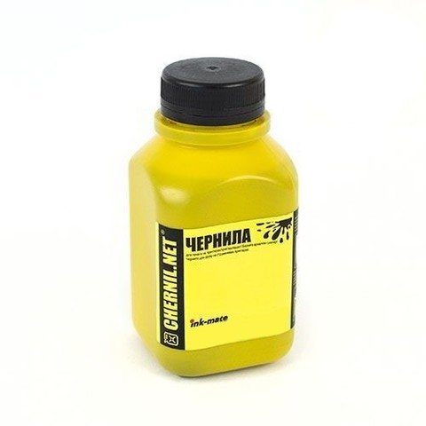 Чернила Ink-Mate Eim-801 для EPSON L800, L805, L850, L1800, желтые (250 мл)