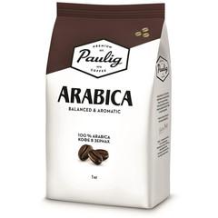 Кофе Paulig Arabica в зернах, 1 кг