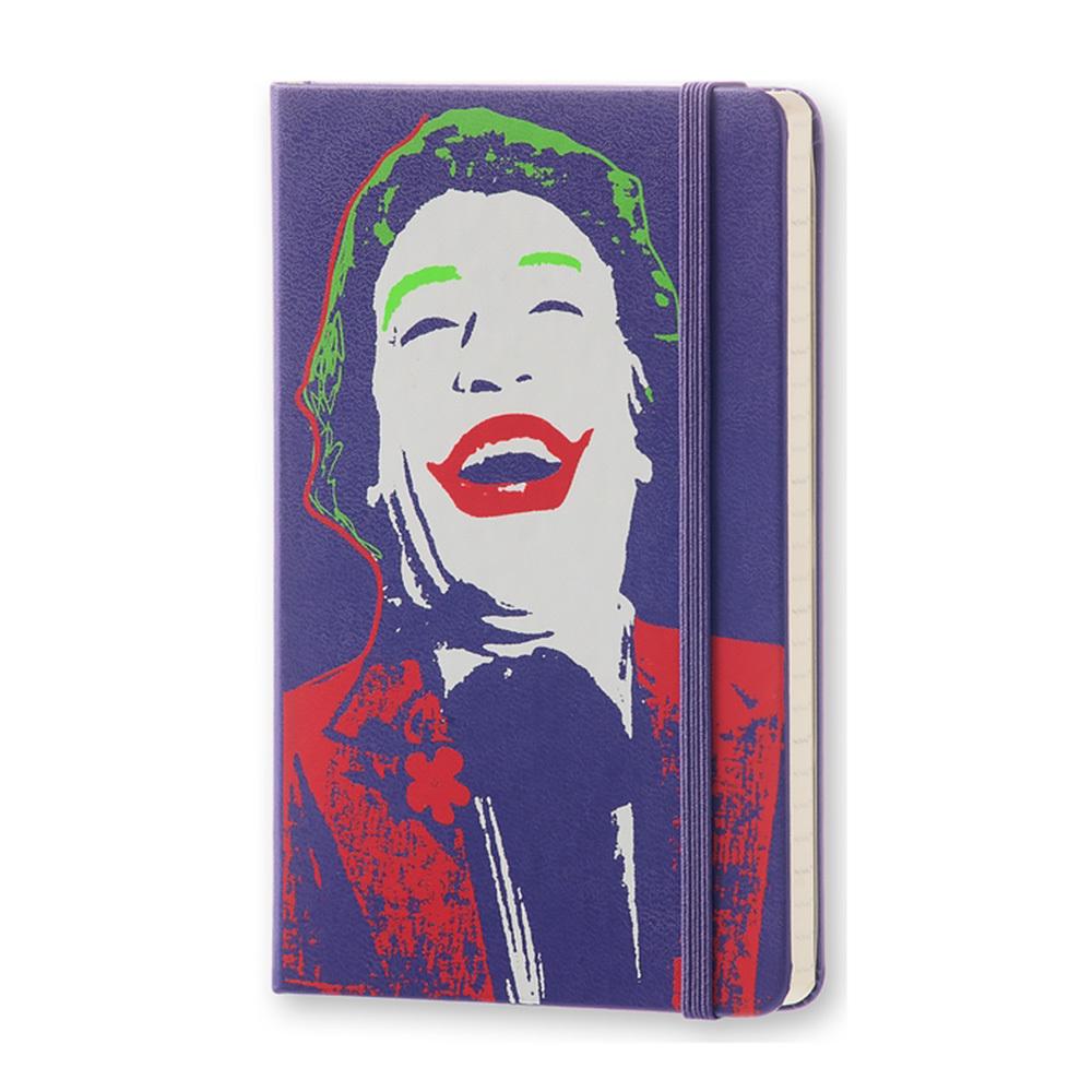 Еженедельник Moleskine Batman Wknt Limited Edition, цвет фиолетовый