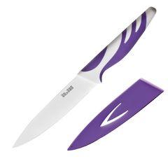 Нож кухонный универсальный 15см Ibili Easycook фиолетовый