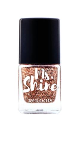 РЕЛОУЗ Лак для ногтей  Ms.Shine тон 04