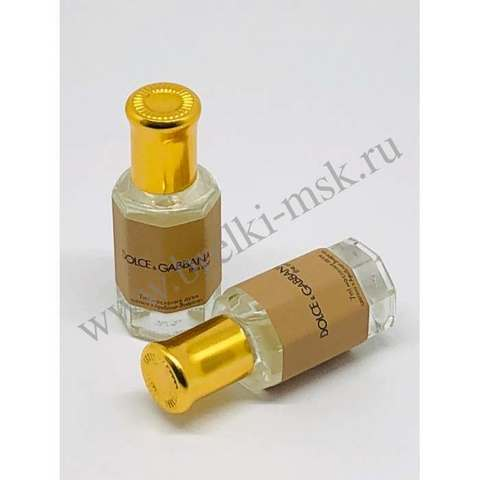 Масляные духи Dolce & Gabbana The One 12 ml. (Женские)
