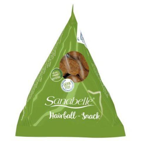 Sanabelle Hairball Snack лакомство для кошек 20 гр