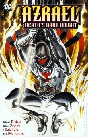 Azrael Death's Dark Knight TPB