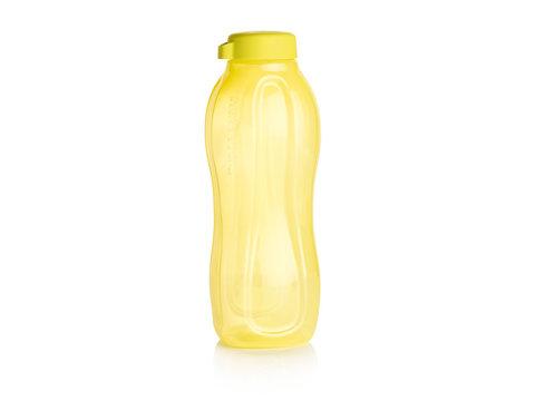 эко бутылка 1,5л в желтом цвете