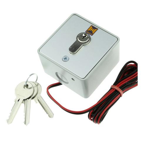 Выключатель с ключом ESA 40 для приводов, монтаж на штукатурку Hormann