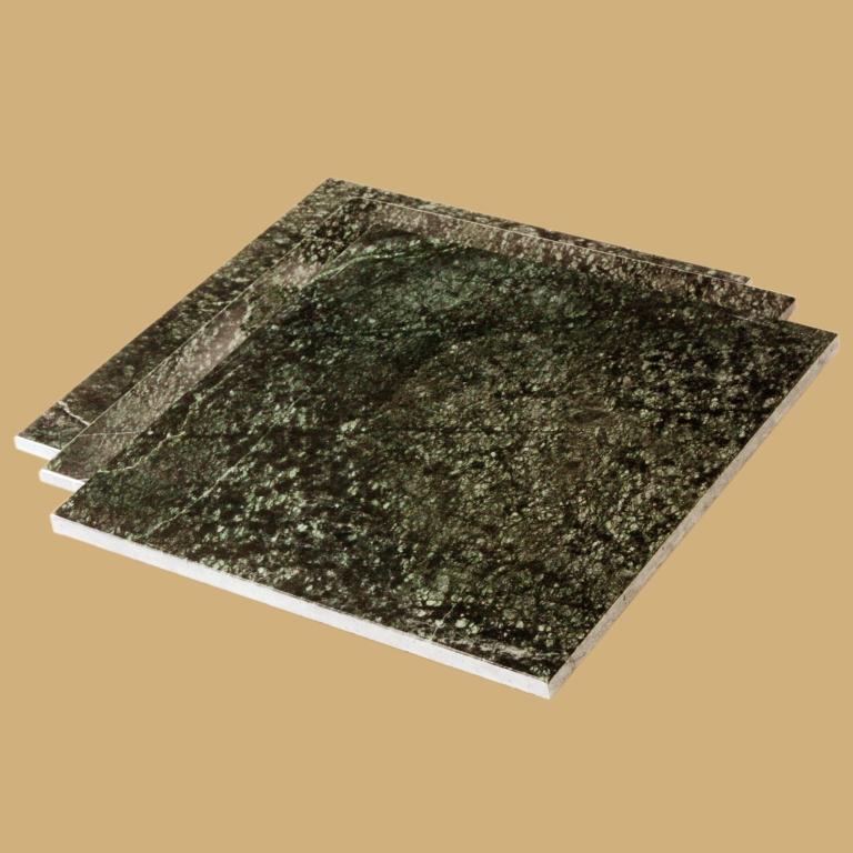Плитка серпентинит 300х300х10, фото 1