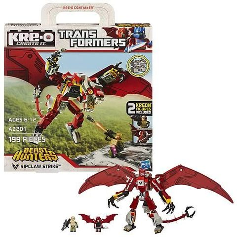 Transformers KRE-O Ripclaw Strike