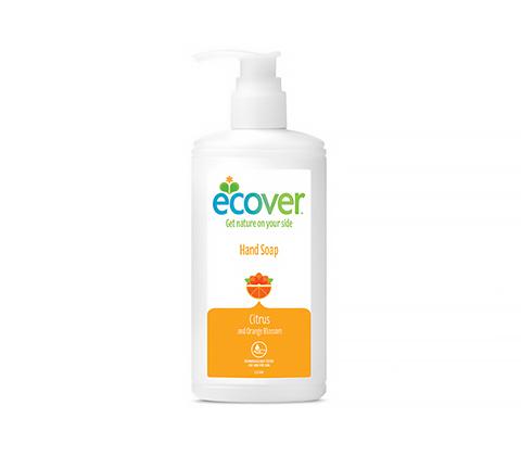 Мыло жидкое для рук, ECOVER, Цитрус, 1 л.