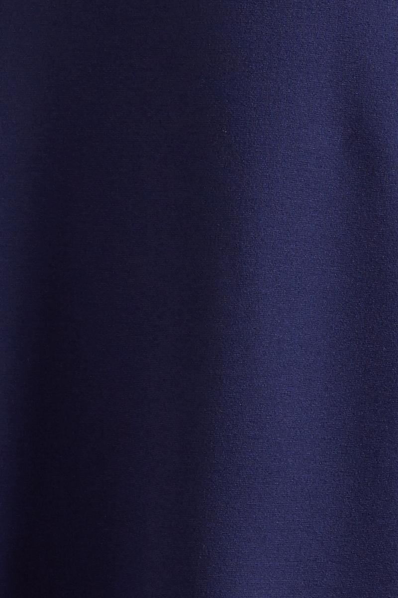 Юбка 09879 синий