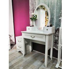 Зеркало с надстройкой к туалетному столу Классика