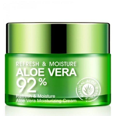 Bioaqua Крем для лица с Алоэ Вера Aloe Vera Moisturizing Cream, 50 г