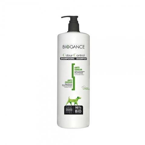 Натуральный BIO шампунь Biogance Odour Control 1000 мл