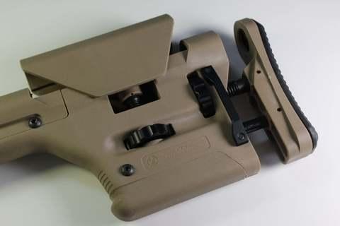 Тонкая регулировка для более точной стрельбы