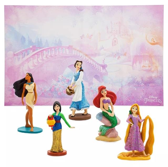 Набор фигурок «Принцессы Disney»