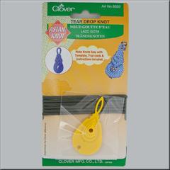 Трафарет для плетения узлов Clover
