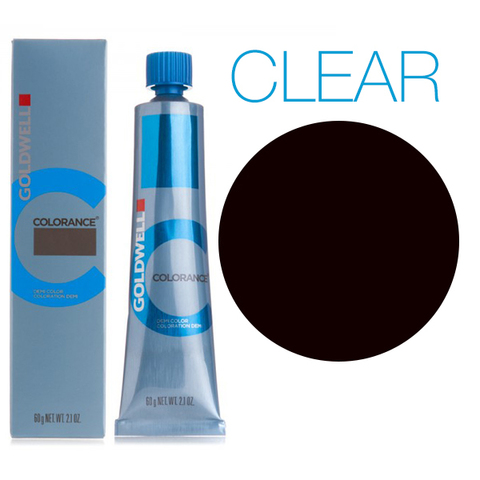 Goldwell Colorance CLEAR (кристально прозрачный) - тонирующая крем-краска
