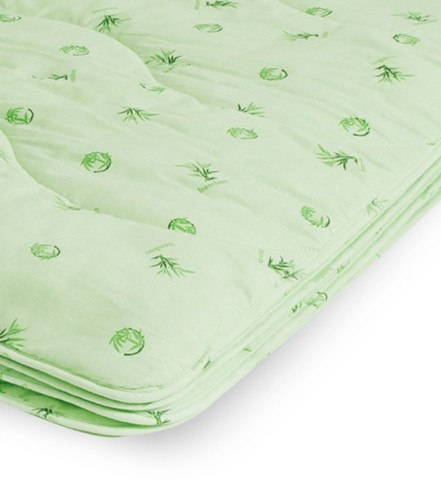Одеяло стеганое бамбуковое Бамбук 172x205 Polly