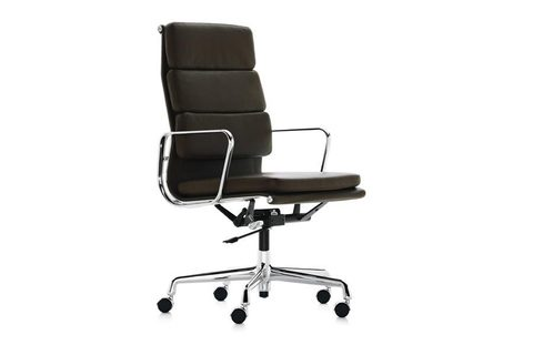 replica eames soft pad ( leather)