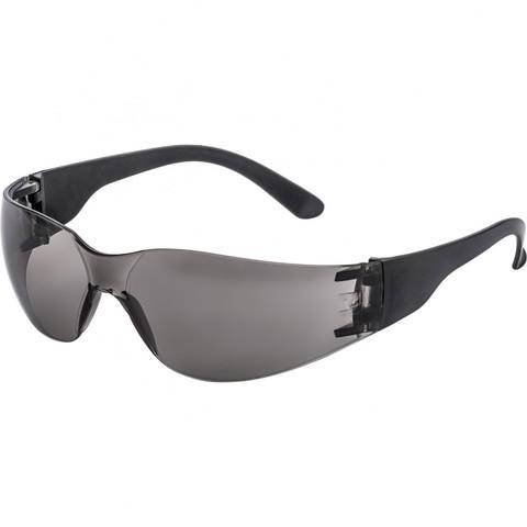 Очки защитные, открытые ОЧК203, поликарб, затемненные