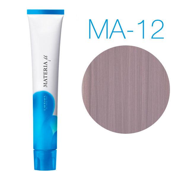 Lebel Materia Lifer Mauve Ma-12 - Тонирующая краска для волос