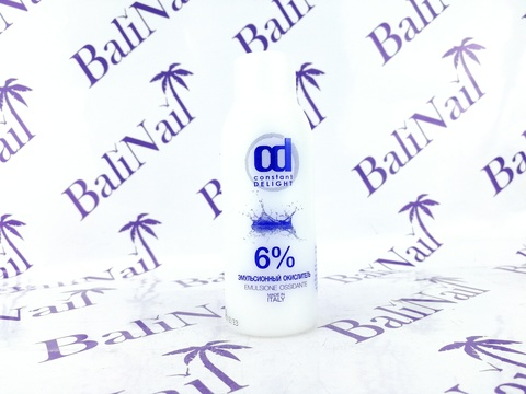 CONSTANT DELIGHT Эмульсионный окислитель 6%, 100 мл
