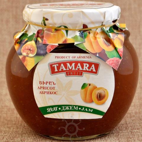 Джем из абрикосов Тамара, 400г