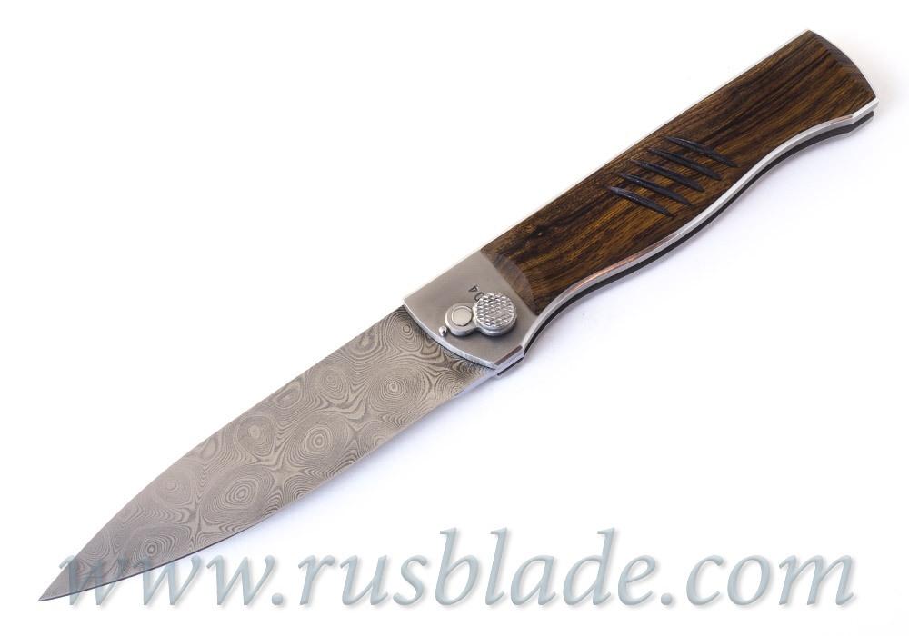 Custom Urakov Сonfidence Factor S knife