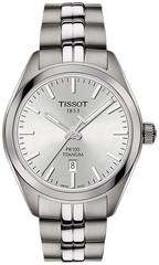 Женские часы Tissot PR 100 Titanium T101.210.44.031.00