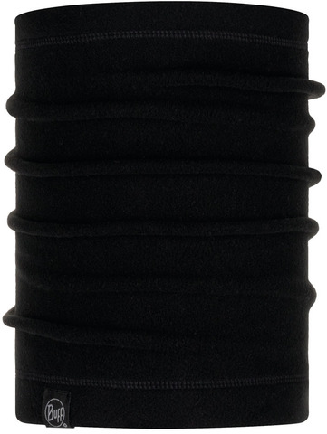 Шарф-труба флисовый Buff Neckwarmer Polar Solid Black