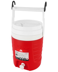 Изотермический пластиковый контейнер Igloo 2 Gal Sport red