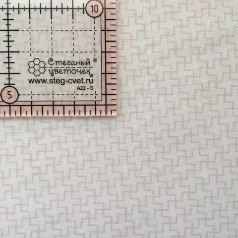 Ткань для пэчворка, хлопок 100% (арт. MF0602)