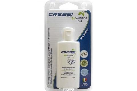 Антифог Cressi  BIO GEL для масок и очков 30 мл